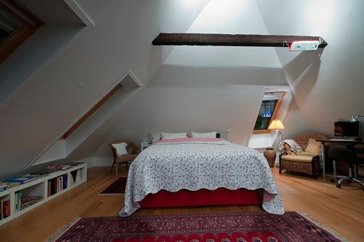 Bedroom - Dragetrappen Apartment View - Bergen - rentals