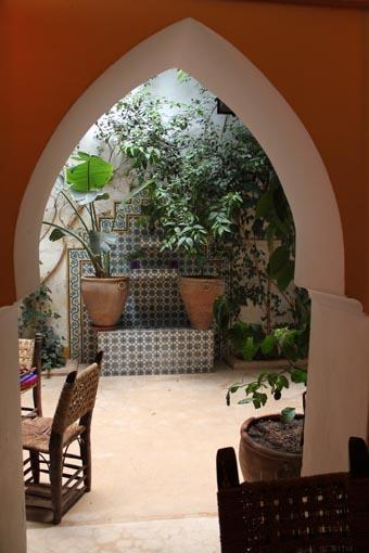 Riad in the heart of Marrakech - Image 1 - Marrakech - rentals