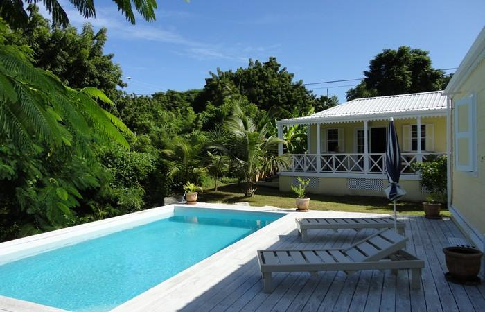 Pool & Cottage - Antigua Rental, Villa Floriana, English Harbour - English Harbour - rentals