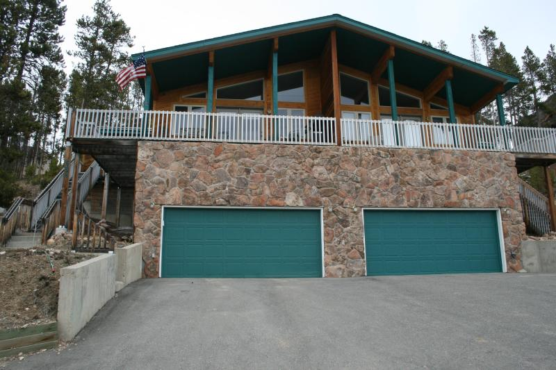 Exterior - Mountain Home in Beautiful Fraser Valley  Colorado - Fraser - rentals