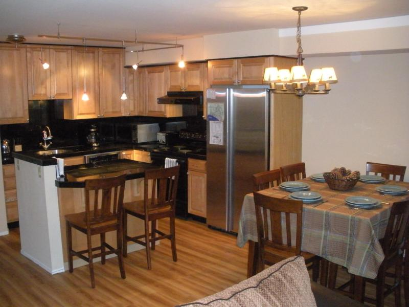 Updated kitchen with new appliances, island dining and dining table for 8 - Spring Special! Save $$ Family Friendly (Sleeps 8) - Incline Village - rentals