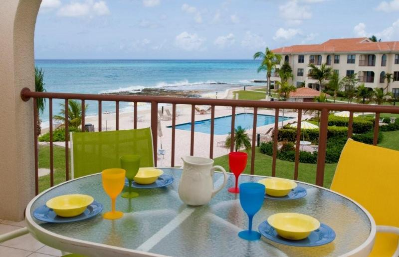 Our Balcony View - Simply Cayman - George Town - rentals