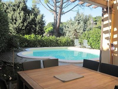 Luxurious Tuscan Home with Private Pool & Views - Image 1 - Palaia - rentals