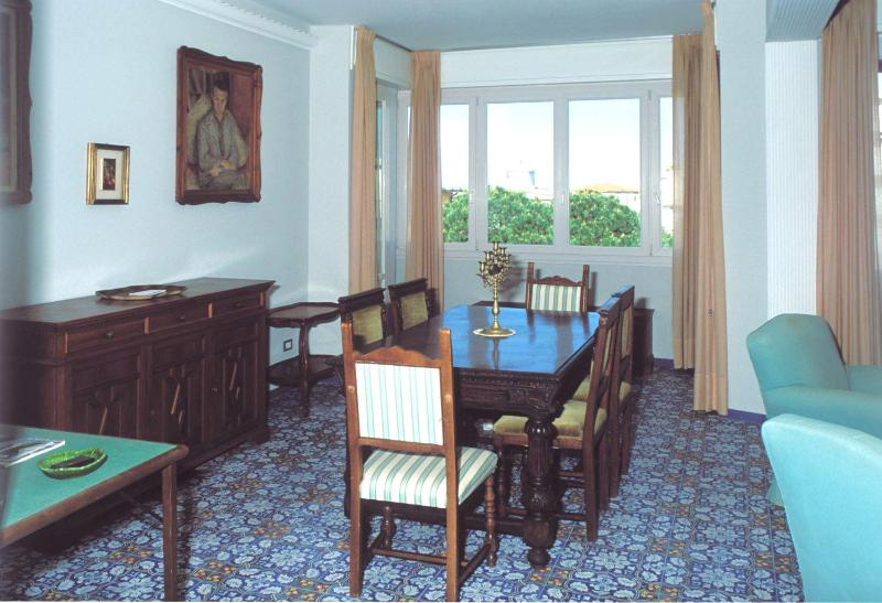 Seaview dining-room - Great Apartment Near Versilia's Beach And Sea - Viareggio - rentals