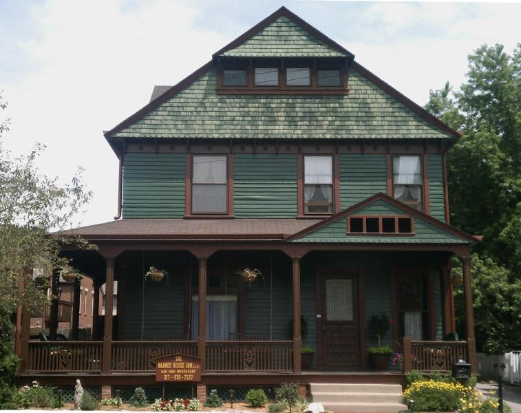 The Harney House Inn - B&B located on the doorstep of downtown Indy - Indianapolis - rentals