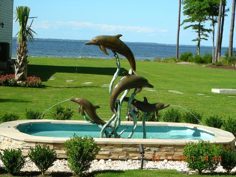 Welcome to Neuse Breeze - Neuse Breeze  2 or 3 bedroom House on Waters Edge - Havelock - rentals