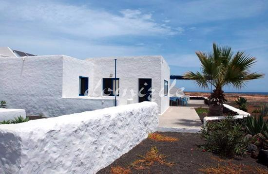 part of the house - Beach front villa La Graciosa - Canary Islands - rentals