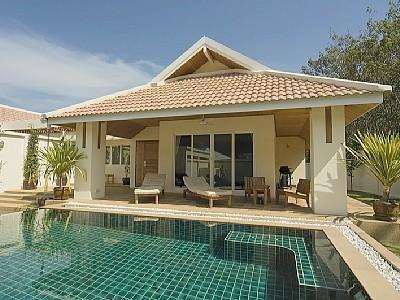 Front View - Phuket Two Bedroom Private Pool Villa - Thalang - rentals