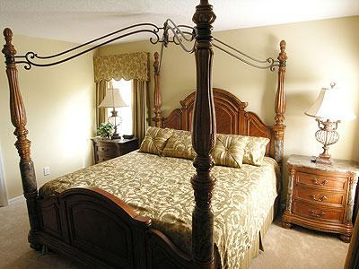 Master Suite 1 - Devonvale Villa at Bella Vida resort - Kissimmee - rentals