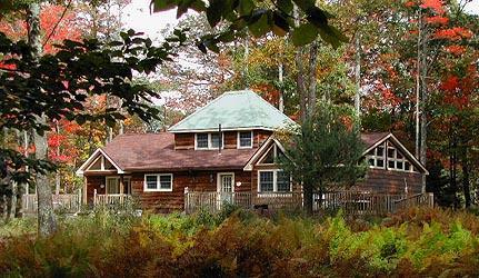 Three Bedroom Private Cabin - Cabin at the Inn at Lake Joseph - Forestburgh - rentals