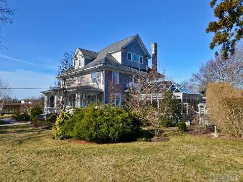 House, also run as a Bed and Breakfast - Georgian Home in the heart of Westhampton Beach - Westhampton Beach - rentals