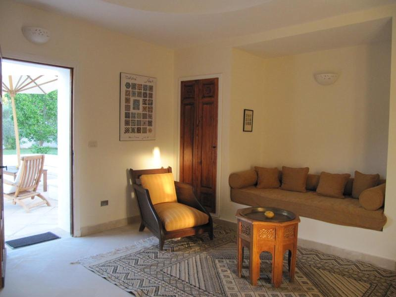 Luxury Charming Bungalow In Palm Grove - Image 1 - Aghir - rentals