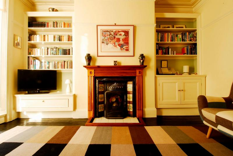 The sitting room. - Historic self catering townhouse in central York - York - rentals