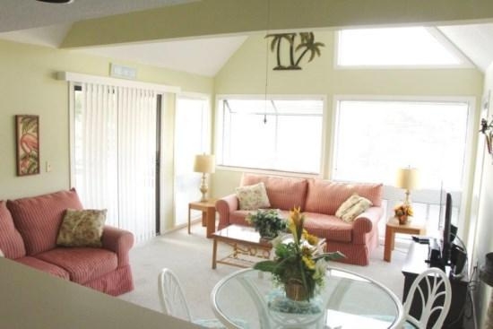 Awesome Condo - One Block to the Beach! Ocean Views - Image 1 - Arcadian Shores - rentals
