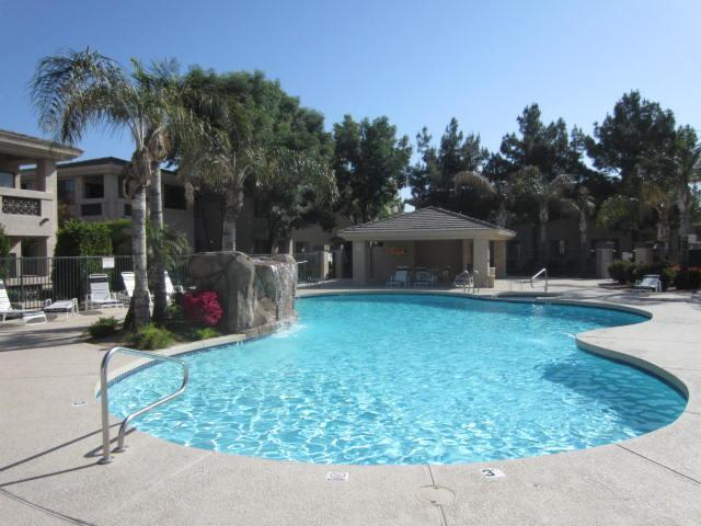 Two heated pools.  Always 80 degrees! - Kierland-Two Bedroom. Easy walk to the Commons!! - Scottsdale - rentals