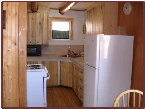 """Ute Bluff Lodge - Cabin 1 - """"Wolf Lair"""" - Image 1 - South Fork - rentals"""