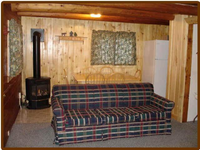"Ute Bluff Lodge - Cabin 6 - ""Antler Meadow"" - Image 1 - South Fork - rentals"