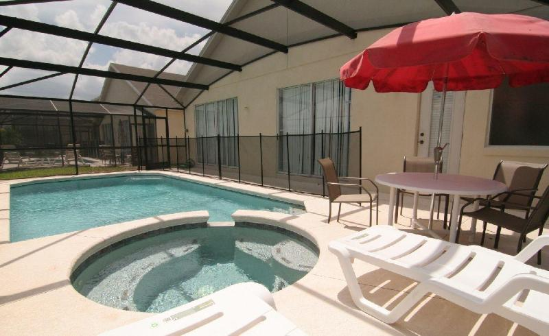 Private pool and SPA - From$99/nt,$699/wk,4bd/3BA,Pool,Spa,Game,Resort - Clermont - rentals