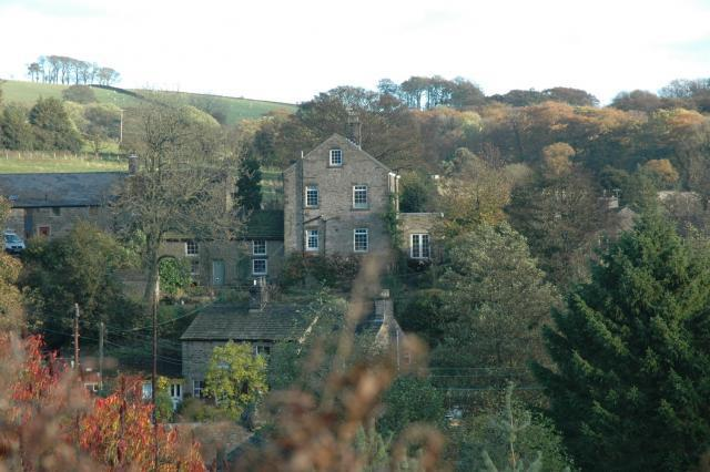Brookcliff in autumn - Brookcliff House and Cottage - Chapel-en-le-Frith - rentals