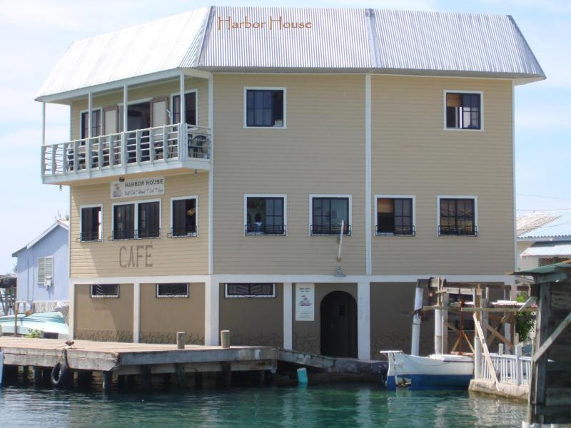Harbor House - Penthouse Breathtaking Caribbean Sea View - Utila - rentals
