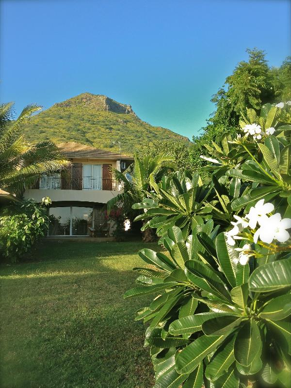 Cozy cottage seen from garden - Cozy Cottage - Great value for money!! - Tamarin - rentals