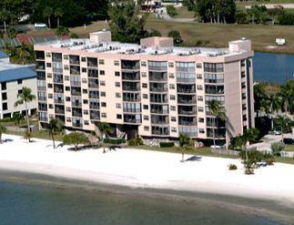On the Beach - 2 Bedroom Condo on Ft Myers Beach - Fort Myers Beach - rentals