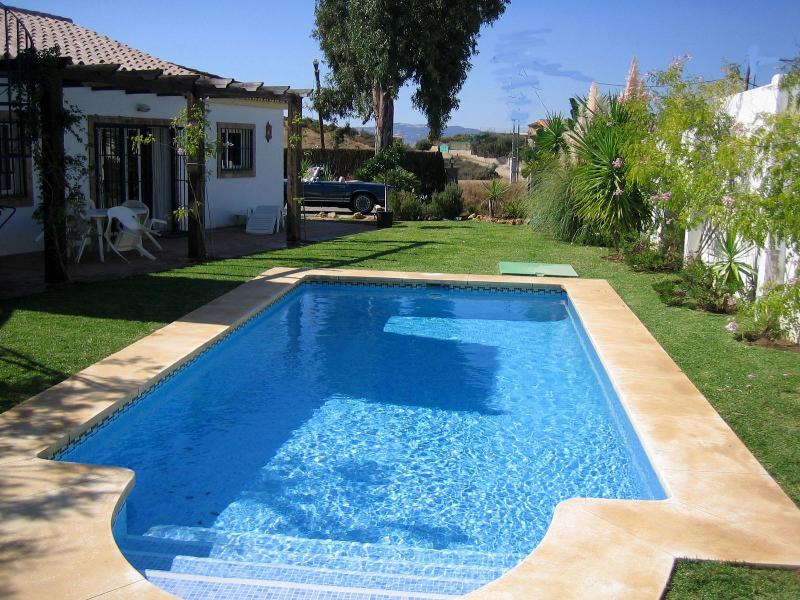 Secluded gardens and private pool - Private Secluded Villa with own pool, Mijas Area - Mijas - rentals