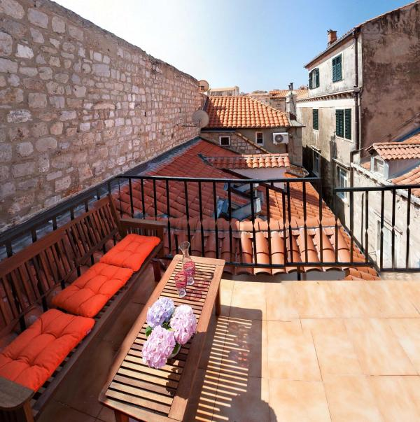 Terrace - One Bedroom in Old Town - TERRACE - Dubrovnik - rentals