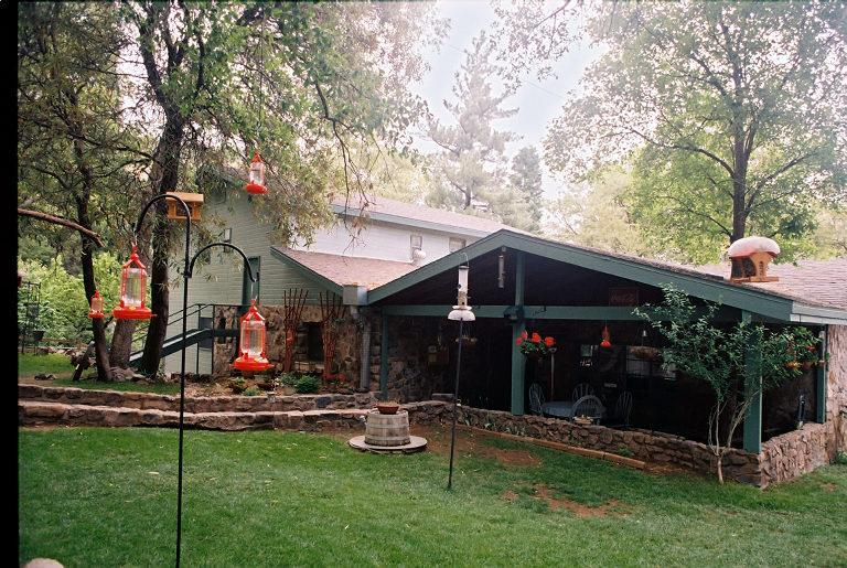 Ramsey Canyon Inn - Image 1 - Hereford - rentals