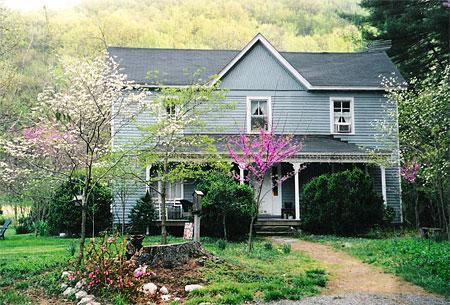 The Sugar Hollow Farmhouse - near Charlottesville - Image 1 - Charlottesville - rentals