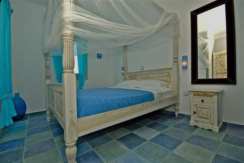 The bedroom - Ethereal Apartment - Mykonos - rentals
