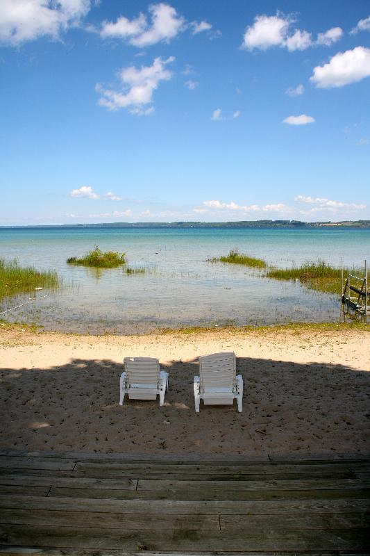 Private Beach - Executive Home on West Grand Traverse Bay - Traverse City - rentals