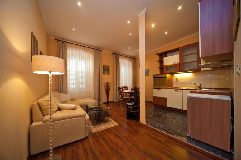 Living room area - Apartment Lausion - Old town - Dubrovnik - rentals