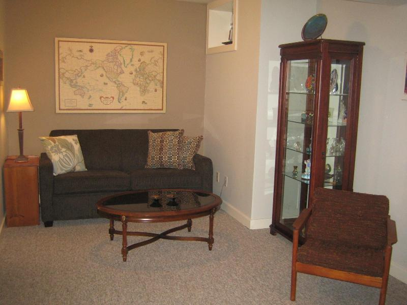 double sofabed - S & S Short Stay Rental - Duncan - rentals