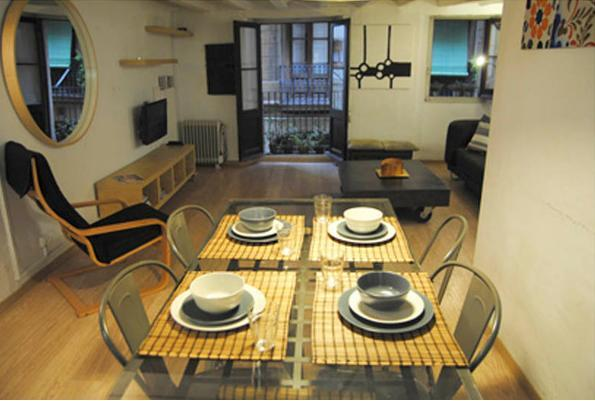 Attractive apart. in the heart of Gothic area - Image 1 - Barcelona - rentals
