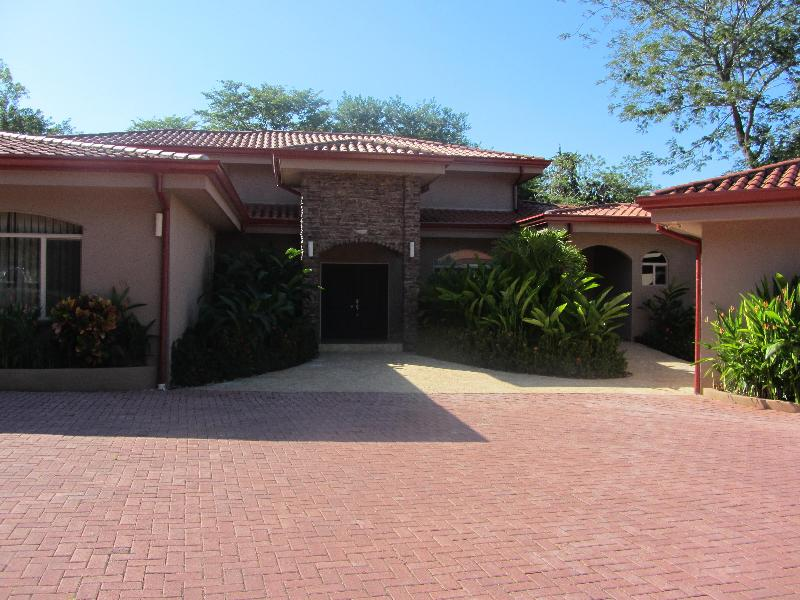 Front Entrance - Luxury 4 Bedroom Home - Your Own Private Resort - Brasilito - rentals