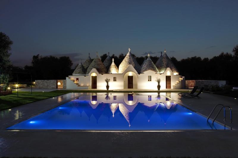 Spectacular - Luxurious And Stylish Trulli Villa near Ostuni - San Michele Salentino - rentals