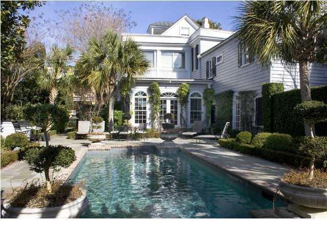Gracious Charleston Home - Gracious Charleston Home on the Battery with Pool - Charleston - rentals