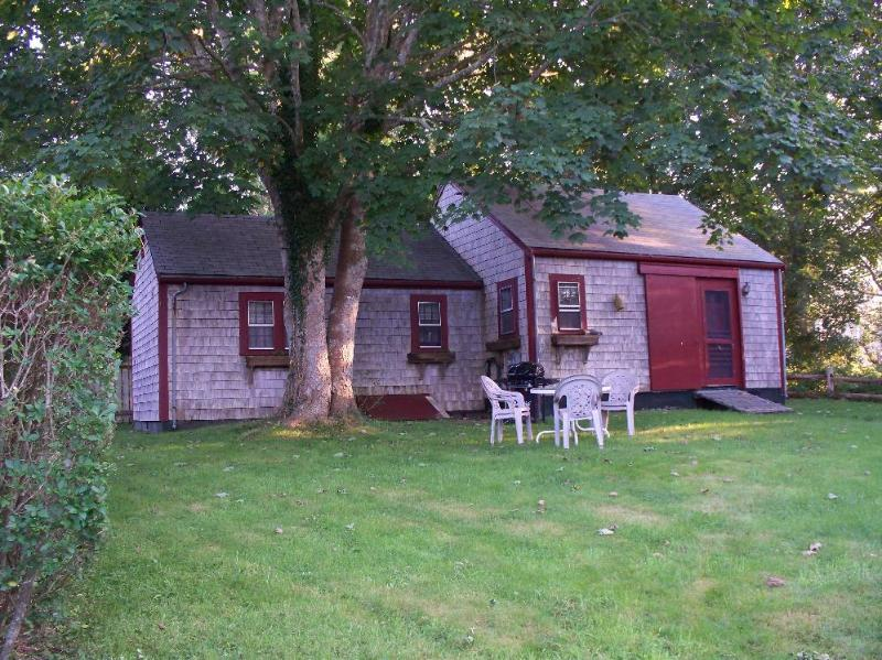 The Barn - Secluded, in-town Cottage, - Nantucket - rentals