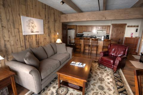 SKI FREE! Cute Renovated Condo! Bus Route! Slps 7 - Image 1 - Crested Butte - rentals