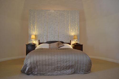 The master roundel bedroom - Hare Farm Oast, Rye, East Sussex - Rye - rentals