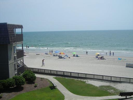 Looking out from our balcony - What a View! Great Sunsets and Sunrises! Internet! - Myrtle Beach - rentals
