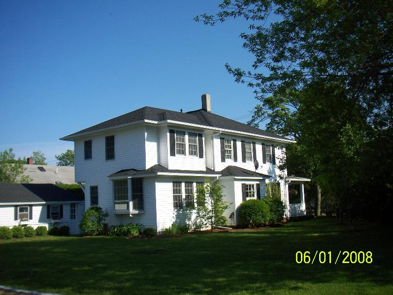Heart of Edgartown, Classic Vineyard Colonial A/C - Image 1 - Edgartown - rentals