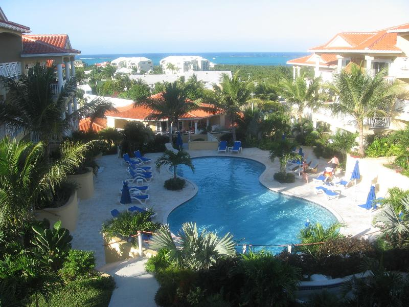 View from Balcony - Amazing ocean views and location - 2 bed condo. - Turtle Cove - rentals