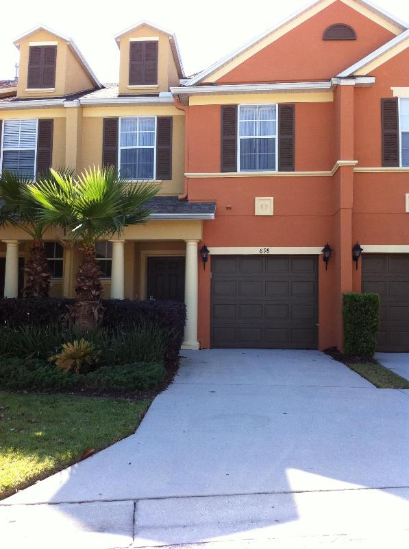 Front of Townhouse - Reunion Hideaway- 3bd townhome- Waterpark Access - Reunion - rentals