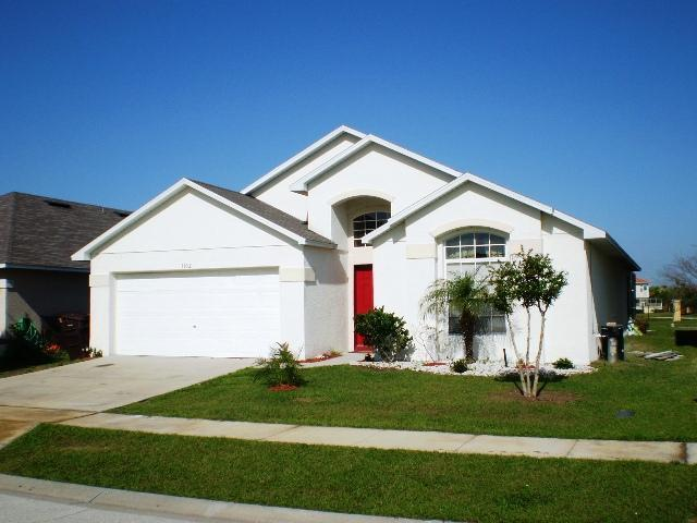 Front - 4 Bedroom 3 Bath With Pool 10 Min To Disney!!! - Kissimmee - rentals