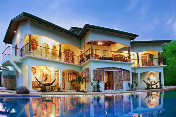 View of the house - The Sunhouse - Nosara - rentals