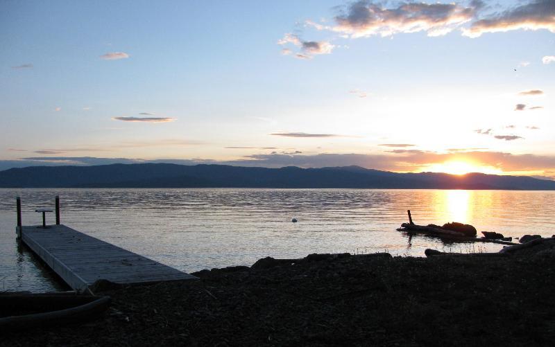 Sunset on your beach - UP to Half OFF!! JULY 10th thru 20th! - Yellow Bay - rentals