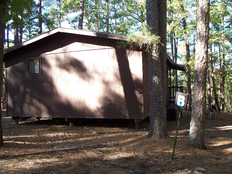 Cabin B on Lake Ouachita - Image 1 - Royal - rentals