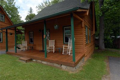 Maggie Valley Cabin No. 8 - Image 1 - Maggie Valley - rentals